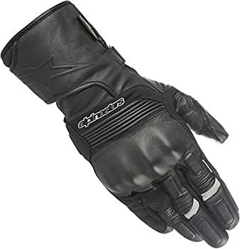 中古 輸入品 未使用 Alpinestars メンズ Gore-Tex お洒落 ブラック XL オートバイライディンググローブ Patron ハイクオリティ