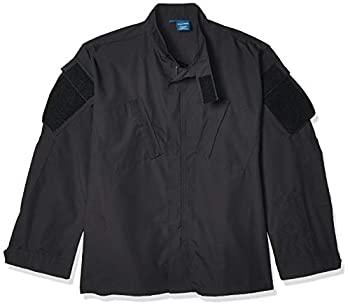 新色追加 中古 輸入品 未使用 PROPPER メンズ TAC Uコートジャケット ブラック 4X-Large2 買い取り