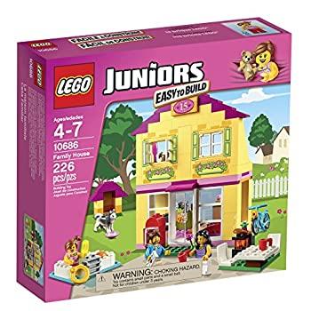 中古 輸入品 未使用 セール商品 LEGO Juniors House 送料無料激安祭 Family Building 10686 Kit