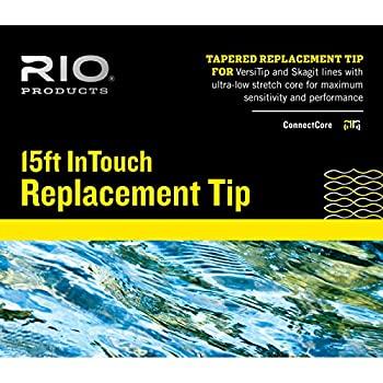 中古 輸入品 未使用 8 Int 2020 新作 - RIO Tip 毎日がバーゲンセール 3m Lines Replacment InTouch for Fly