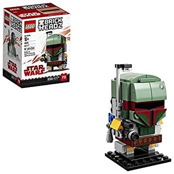 中古 即納最大半額 輸入品 未使用 LEGO BrickHeadz Boba Multicolor 41629 公式ショップ Building Kit Fett