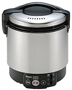 中古 内祝い 輸入品日本向け マーケット リンナイ 業務用ガス炊飯器 都市ガス12A 13A用 RR-S100VL-13A ゴム管接続 1升用 普及タイプ 直径9.5mm