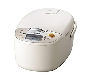 中古 輸入品日本向け 休み 象印 炊飯器 一升 IH式 極め炊き NP-XA18-CL ライトベージュ 在庫一掃売り切りセール