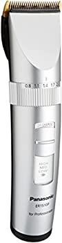 【中古】【輸入品日本向け】パナソニック プロバリカンER1510P-S (5段階調整:0.8・1.1・1.4・1.7・2.0mm刃付) 充電式