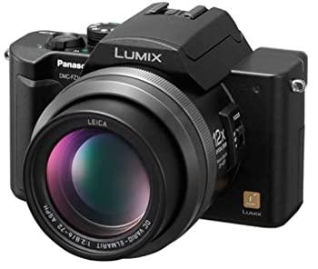 高級品 中古 輸入品日本向け パナソニック メーカー直売 ブラック DMC-FZ10-K LUMIX