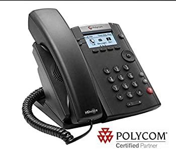 中古 輸入品日本向け Polycom 201 割り引き IP デスクトップ 壁取り付け可能 Phone 公式通販 ケーブル -