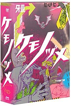 Seasonal Wrap入荷 中古 輸入品日本向け 人気海外一番 ケモノヅメ DVD-BOX
