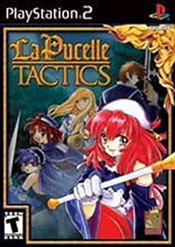 オープニング 大放出セール 中古 輸入品日本向け La Tactics Pucelle Game お歳暮