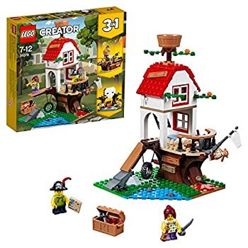 中古 輸入品日本向け LEGO Creator Treehouse 31078 ツリーハウス クリエイター レゴ NEW売り切れる前に☆ 新生活