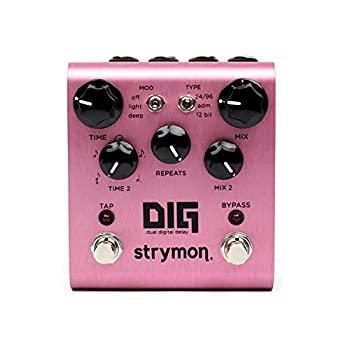 即日出荷 中古 ショッピング 輸入品日本向け Strymon DIG 国内正規品 Delay Dual Digital