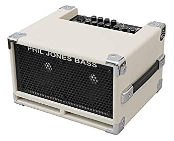 中古 輸入品日本向け Phil Jones Bass PJB ホワイト フィルジョーンズベース 捧呈 ベースアンプ WH 優先配送 BassCub2