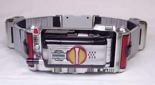 中古 輸入品日本向け 仮面ライダーファイズ 01 DXファイズ ドライバー ついに再販開始 変身ベルト 爆買いセール