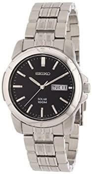中古 輸入品 未使用 セイコー 限定特価 売り込み SEIKO 腕時計 メンズ 並行輸入品 SNE093 ソーラー