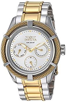 中古 輸入品 未使用 Invicta Women 's ' 注目ブランド Bolt お気に入り : Watch Color QuartzステンレススチールCasual 24455? Two Tone Model