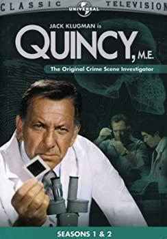 賜物 中古 輸入品 未使用 Quincy Me: DVD Import Seasons 1 お得 2