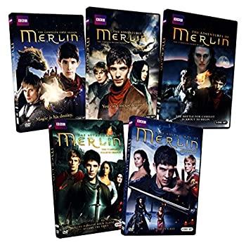 中古 プレゼント 輸入品 未使用 The Adventures Of 5 低価格 - Merlin: Season 1 Complete