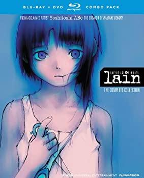 【中古】【輸入品・未使用】Serial Experiments Lain(コンプリートシリーズ)(北米版)[Blu-ray][Import]