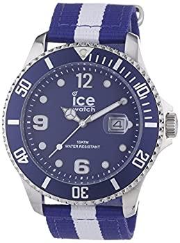 中古 AL完売しました 輸入品 未使用 Ice-Watch - Men セール品 Analog nylon Quartz Wristwatch