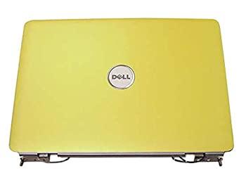 中古 輸入品 未使用 Dell Back YELLOW Cover 新発売 LCD 配送員設置送料無料