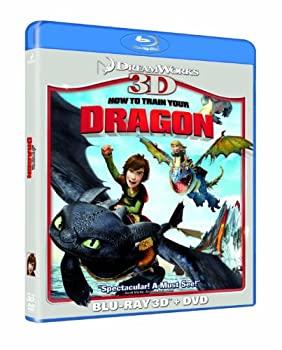 休日 中古 輸入品 未使用 評判 How To Train Your 3D + Blu-ray ray Blu Dragon