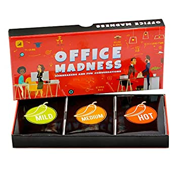 中古 輸入品 未使用 3-in-1 チームビルディングカードゲーム オフィスパーティーや企業の隠れ家 面白いオフィスゲームと会話のきっかけに 新品未使用正規品 格安店 アイスブレイカー150個付き