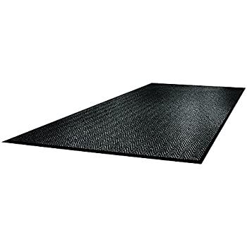 中古 輸入品 未使用 Aviditi 在庫限り MAT412CH Superior Vinyl 3' Carpet Charcoal x Mat 低廉 by 4'