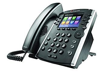 中古 輸入品 未使用 Polycom TDSourcing VVX 411 - VoIP 12 SIP phone RTP 海外 RTCP SRTP lines 割引も実施中 SDP