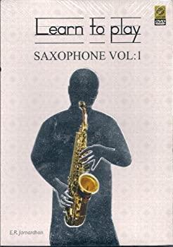 中古 輸入品 2020A W新作送料無料 未使用 Learn Vol.1 to Saxphone 送料無料(一部地域を除く) Play