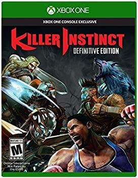 中古 輸入品 未使用 超特価 Killer 定価 Instinct Definitive - XboxOne 輸入版:北米 Edition