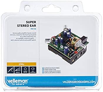 バースデー 記念日 ギフト 贈物 お勧め 通販 中古 輸入品 未使用 Super Ear Amplifier 並行輸入品 by MK-136 SALE Kit Elenco -