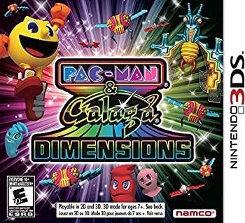 トレンド 中古 買収 輸入品 未使用 Pac-Man and Galaga Nintendo 3DS - 並行輸入品 Dimensions