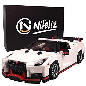 中古 輸入品 未使用 Nifeliz Mini Sports Car ついに入荷 GTRS MOC Building Blocks and Construction Collectible Model 大幅値下げランキング Mod Scale Adult to Build Toy Cars 1:14 Race Set