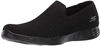 中古 半額 輸入品 未使用 Skechers レディース You 限定特価 Define-Passion 6.5 ブラック サイズ: US スニーカー カラー: