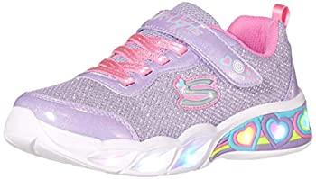 中古 輸入品 未使用 高級な Skechers Kids' Girls 格安店 S Lighted Sneaker Sport Footwear