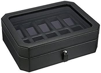 低価格 中古 ギフ_包装 輸入品 未使用 458403 WOLF 10ピースウォッチボックス