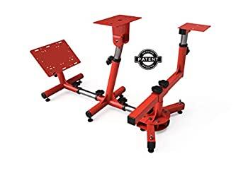 【中古】【輸入品・未使用】Arozzi Velocita Gaming Racing Simulator Stand ? Red