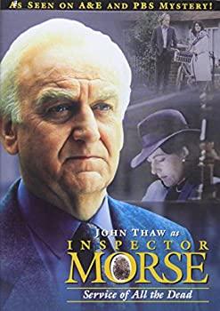 中古 18%OFF 輸入品 未使用 Inspector Morse: Service Import Dead DVD of All 贈答品