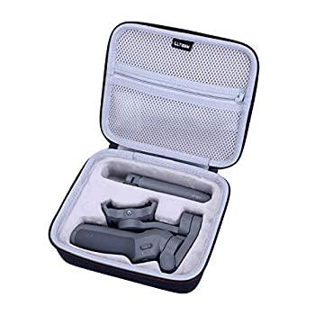 中古 輸入品 未使用 倉 LTGEM ハードケース DJI Osmo Mobile 保護ストレージバッグ お得セット 3 OM ジンバル 旅行 4 携帯 スマートフォン