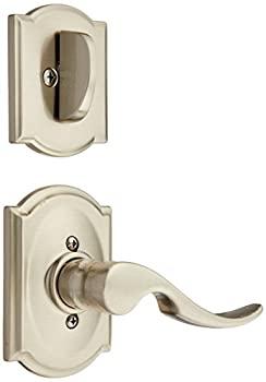 中古 輸入品 未使用 Schlage Lock Company F94STA619CAMRH 新作からSALEアイテム等お得な商品満載 Satin Nickel Interior Pack Lever with Dummy Deadbolt Right Cover Annes St. Handed Pla 激安卸販売新品