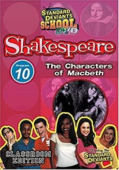 中古 輸入品 お金を節約 未使用 Standard Deviants: Shakespeare - DVD of 期間限定お試し価格 10 Characters Import