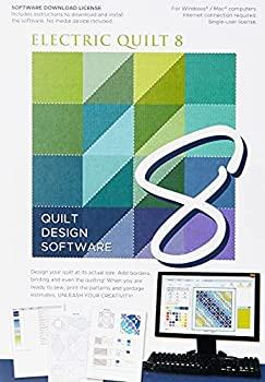 中古 輸入品 未使用 アイテム勢ぞろい 公式 Electric Quilt 8-