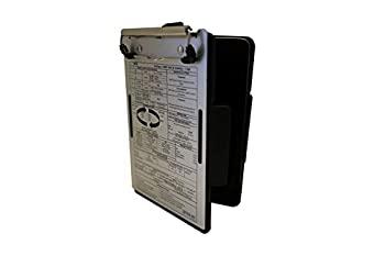中古 輸入品 未使用 Crystal Pilot FlightFolio iPad_5に対応 お見舞い Mini プレミアムフルグレインレザーフライトニーボード 売り込み