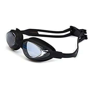 【中古】【輸入品・未使用】YUELANG プロフェッショナル 水泳ゴーグル 1個/2個 耳栓付き 鼻とケース付き 水泳用メガネ 紫外線防止 曇り止め 電気めっき 調節可能なストラッ