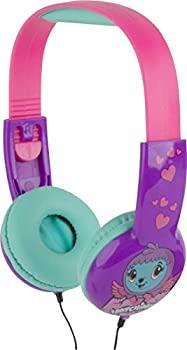 中古 輸入品 未使用 Sakar Hatchimals キッズ HP2-03706 耳の発達のためのボリュームリミッター 3.5mmステレ 贈答品 キッズヘッドフォン オーバーイヤーヘッドフォン 安全 2020春夏新作
