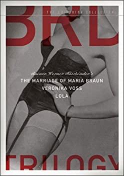 買物 中古 輸入品 未使用 The 送料無料(一部地域を除く) BRD Trilogy Marriage of Veronika Maria Criterion Lola Braun Collection Voss