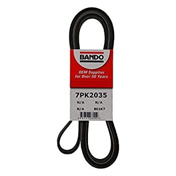 中古 数量は多 輸入品 未使用 ご予約品 Bando 7pk2035?OEM品質サーペンタインベルト
