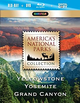 中古 輸入品 未使用 宅配便送料無料 America's 入手困難 National Blu-ray Collection: Import Parks Yellowstone