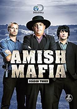 中古 輸入品 未使用 Amish Mafia: 正規認証品 新規格 Season Import 注文後の変更キャンセル返品 3 DVD