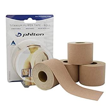中古 輸入品 未使用 当店は最高な サービスを提供します 海外直送品Titanium Roll Tape 新作通販 x 15Feet 2inch Phi-Ten USA by
