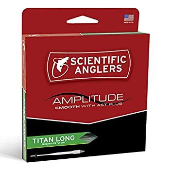 今季も再入荷 中古 輸入品 未使用 Scientific Anglers 販売実績No.1 サイエンティフィックアングラーズ Amplitude Smooth Titan タイタンロング 1001 アンプリチュードスムーズ 1318 Long WF6F